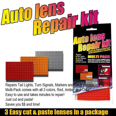 Cars, Motorcycle, And Other Accessories - Auto Lens Repair Kit