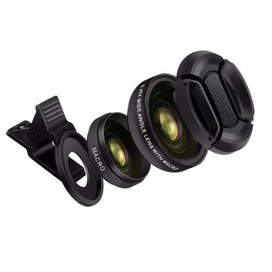 HD Camera Lens Kit - CrazeWare