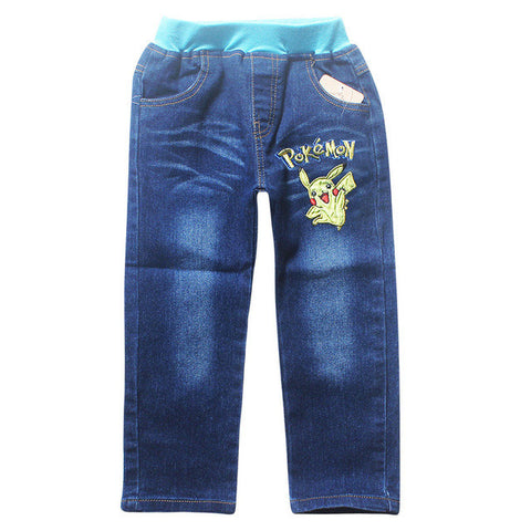 Pokemon Boy's Pull-On Jeans