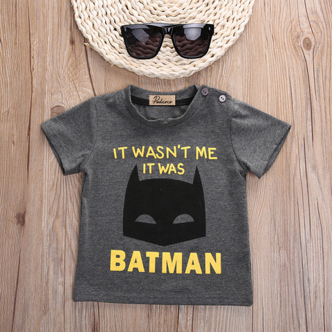 Boy's Batman T-Shirt
