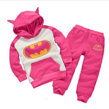 Batman Girls Clothing Set