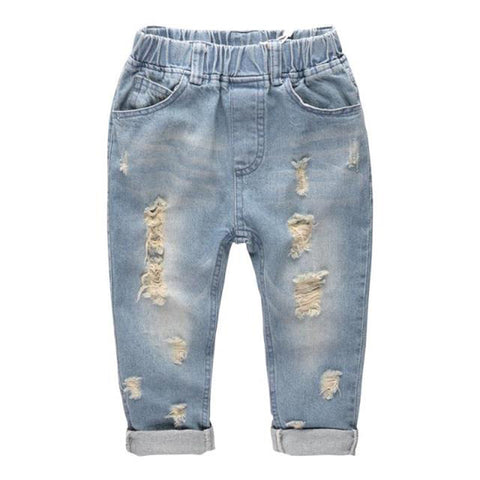 Boys Fashion Denim Jeans