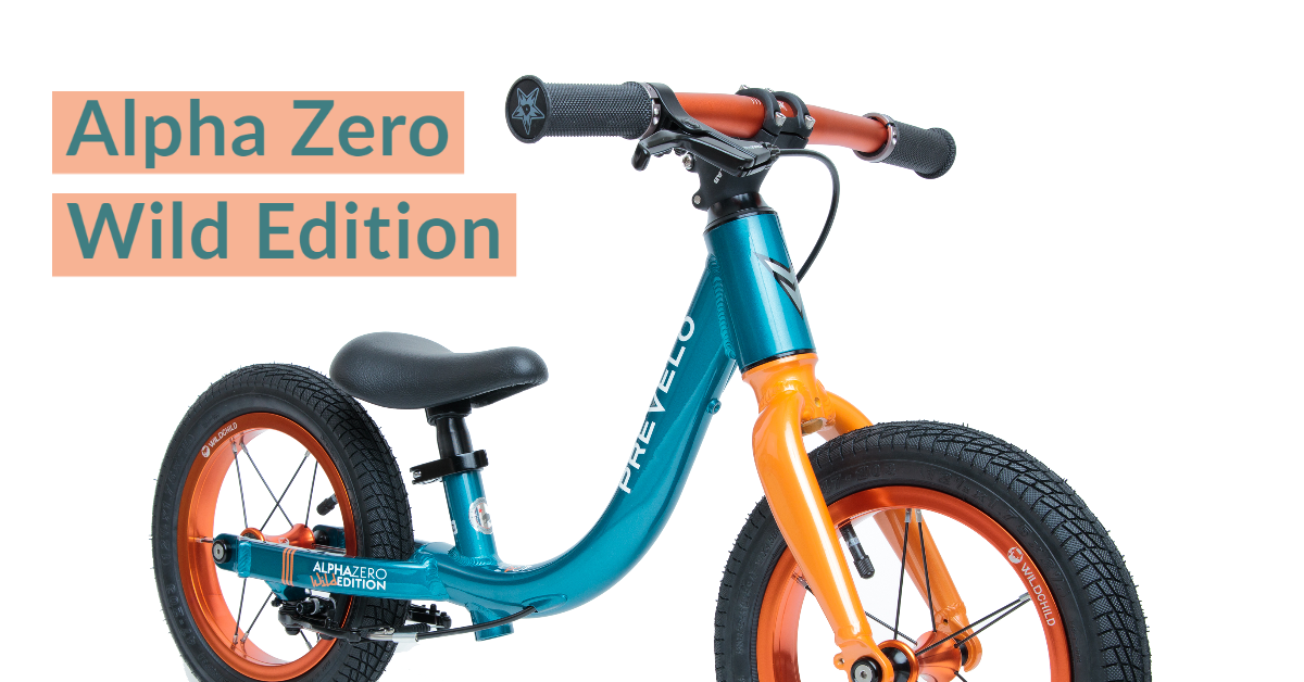 The Alpha Zero Wild Edition: Our First Collaboration Bike