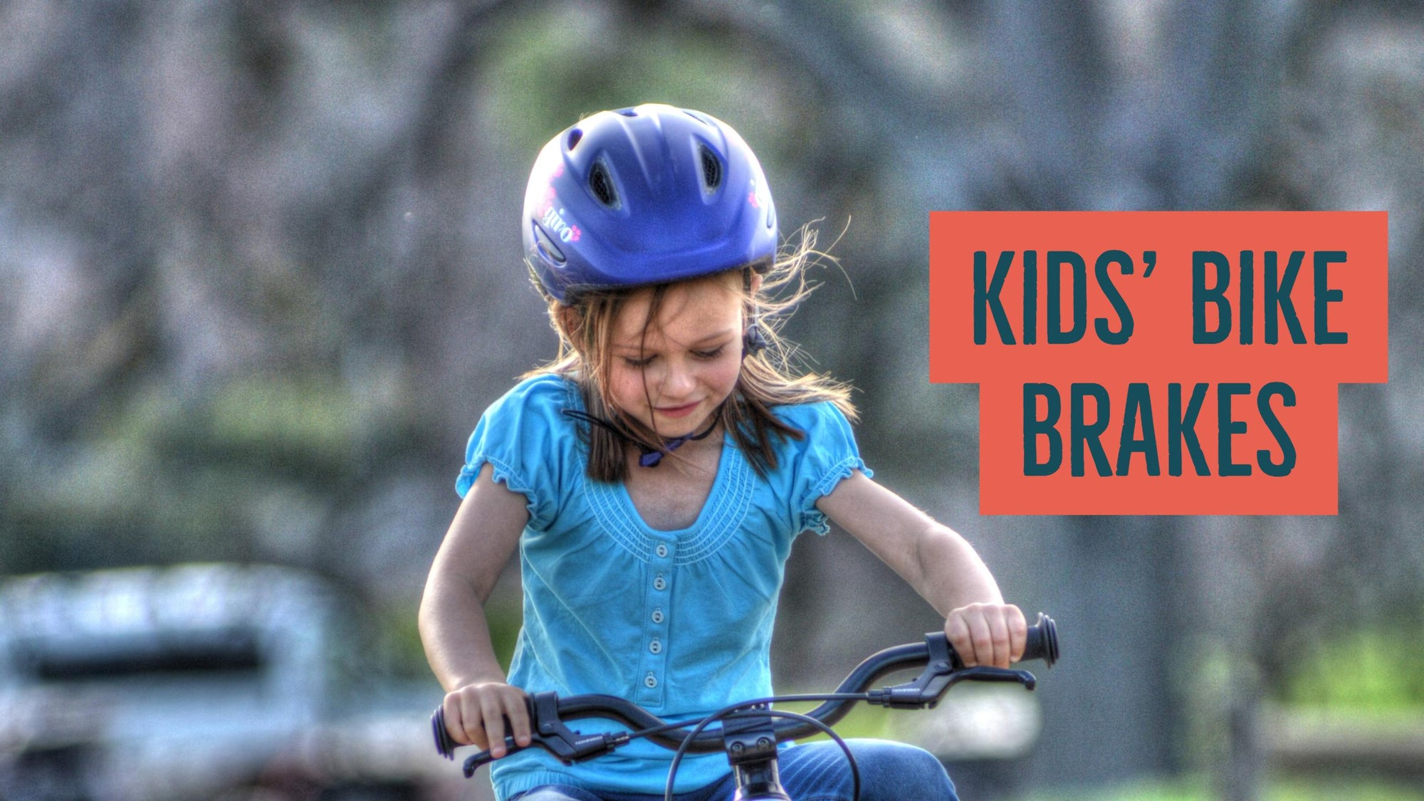 Kid's Bike Brakes:  9 Reasons a Kid's Bike Should Have Hand Brakes