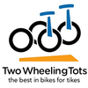 Review:  Two Wheeling Tots - Alpha Two -