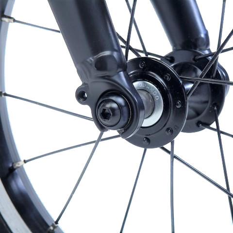 prevelo rounded axle bolts