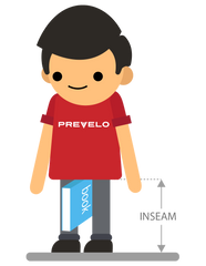 Prevelo Bike Inseam Kid