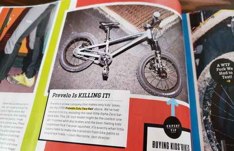 bicycle magazine prevelo zulu two heir