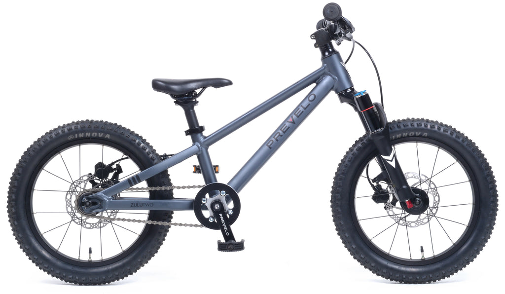 zulu two kids 16 mountain bike with fork
