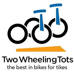 two wheeling tots logo