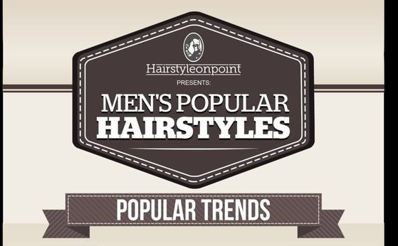 Mens popular hairstyles trends