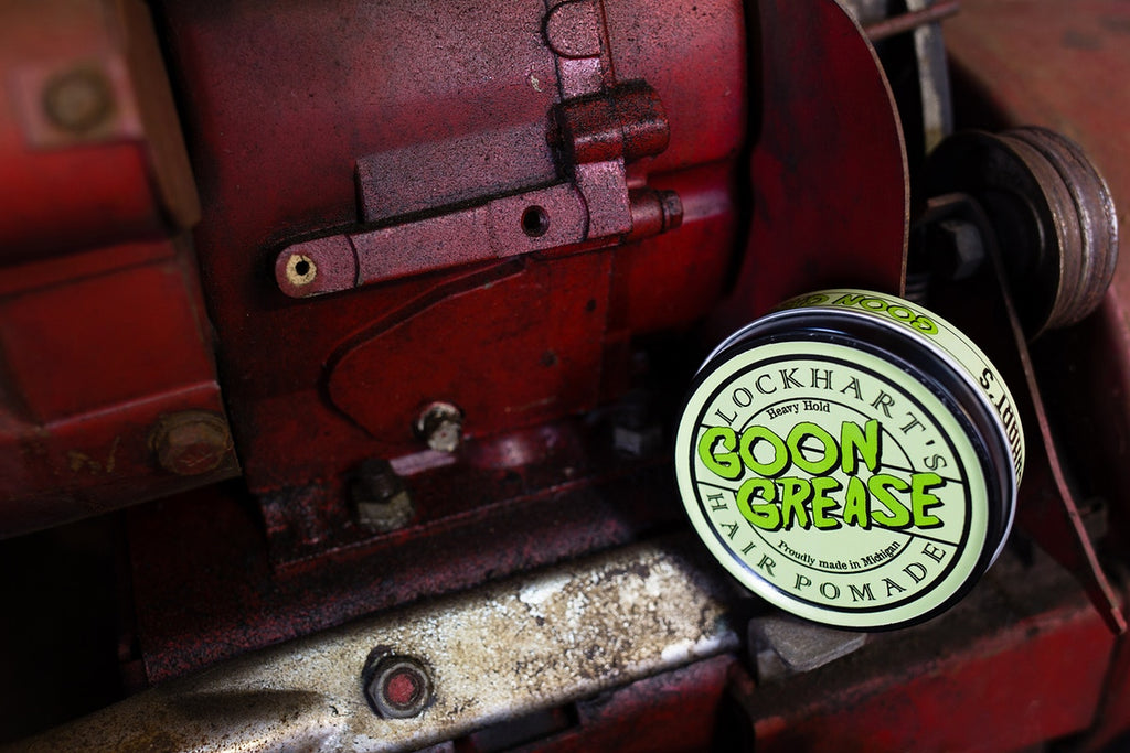 Pomade Profile Goon Grease