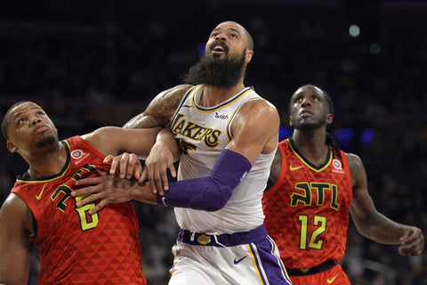 Tyson Chandler Los Angeles Lakers