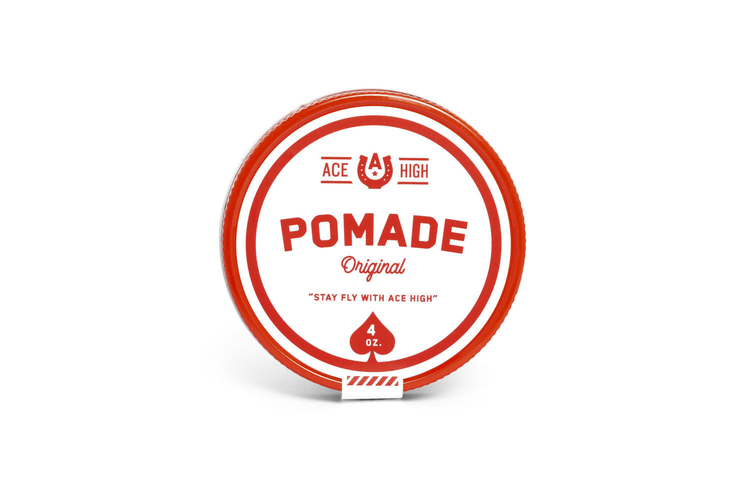 Ace high original pomade front view picture