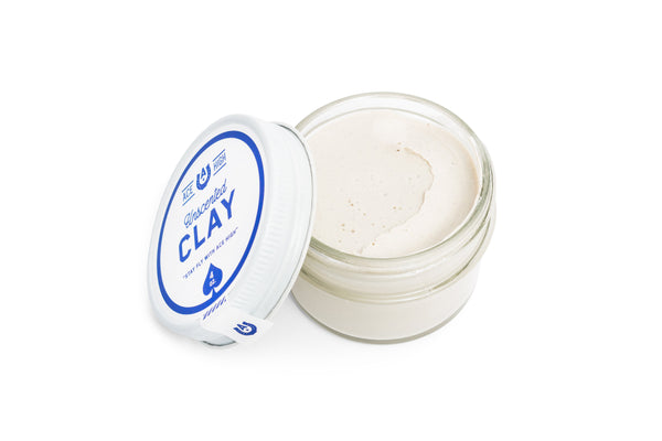 Ace High unscented clay texture.