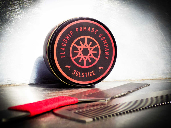 Flagship Solstice Summer Pomade Combos