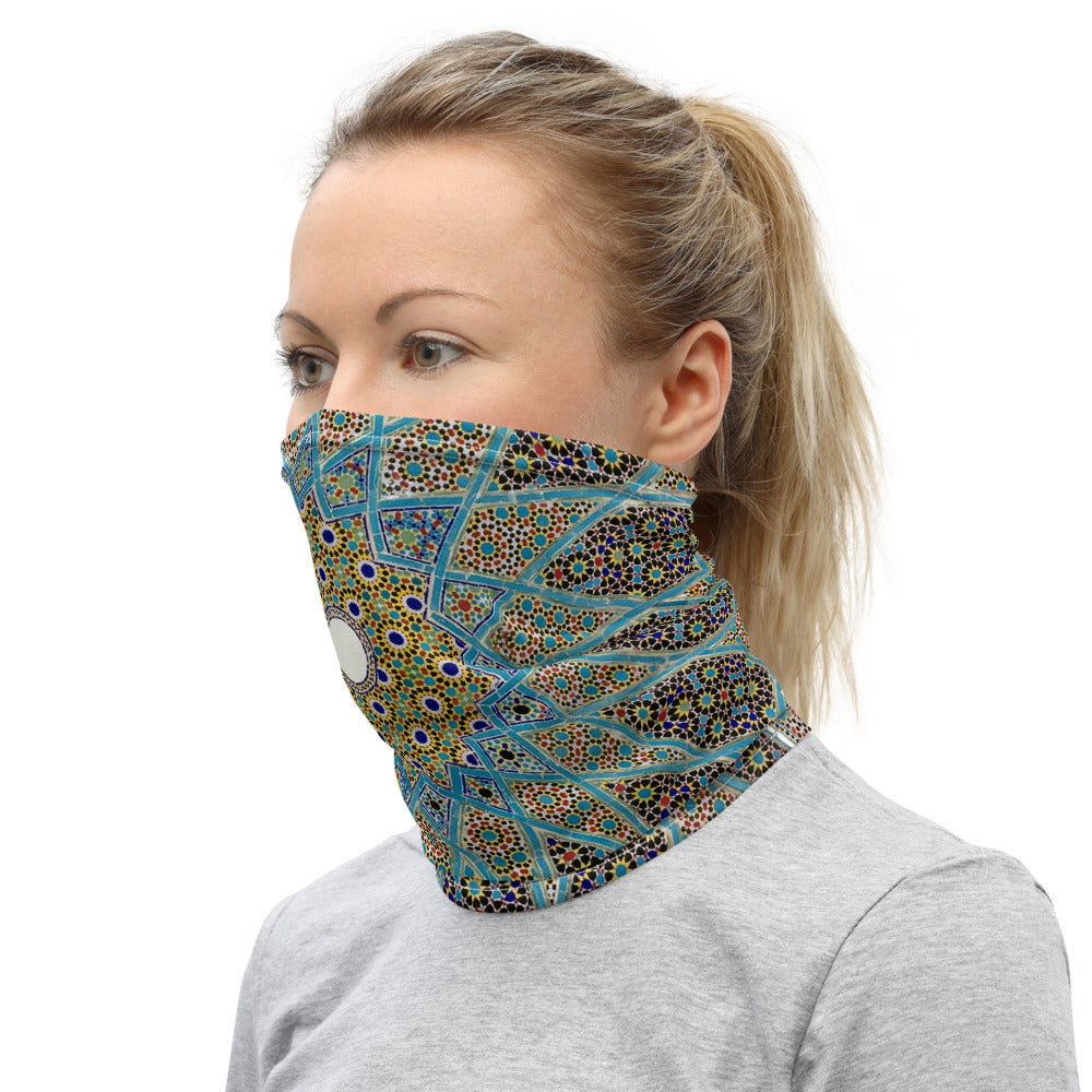Bohemian Commuter Mask