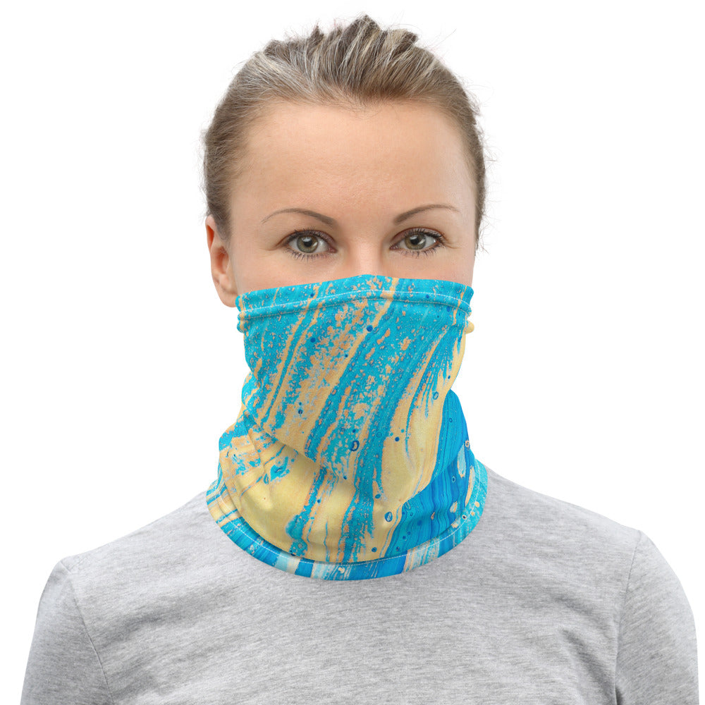 Ocean Creme Commuter Mask