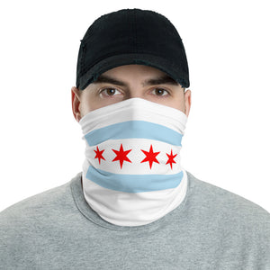 Chicago Flag Commuter Mask