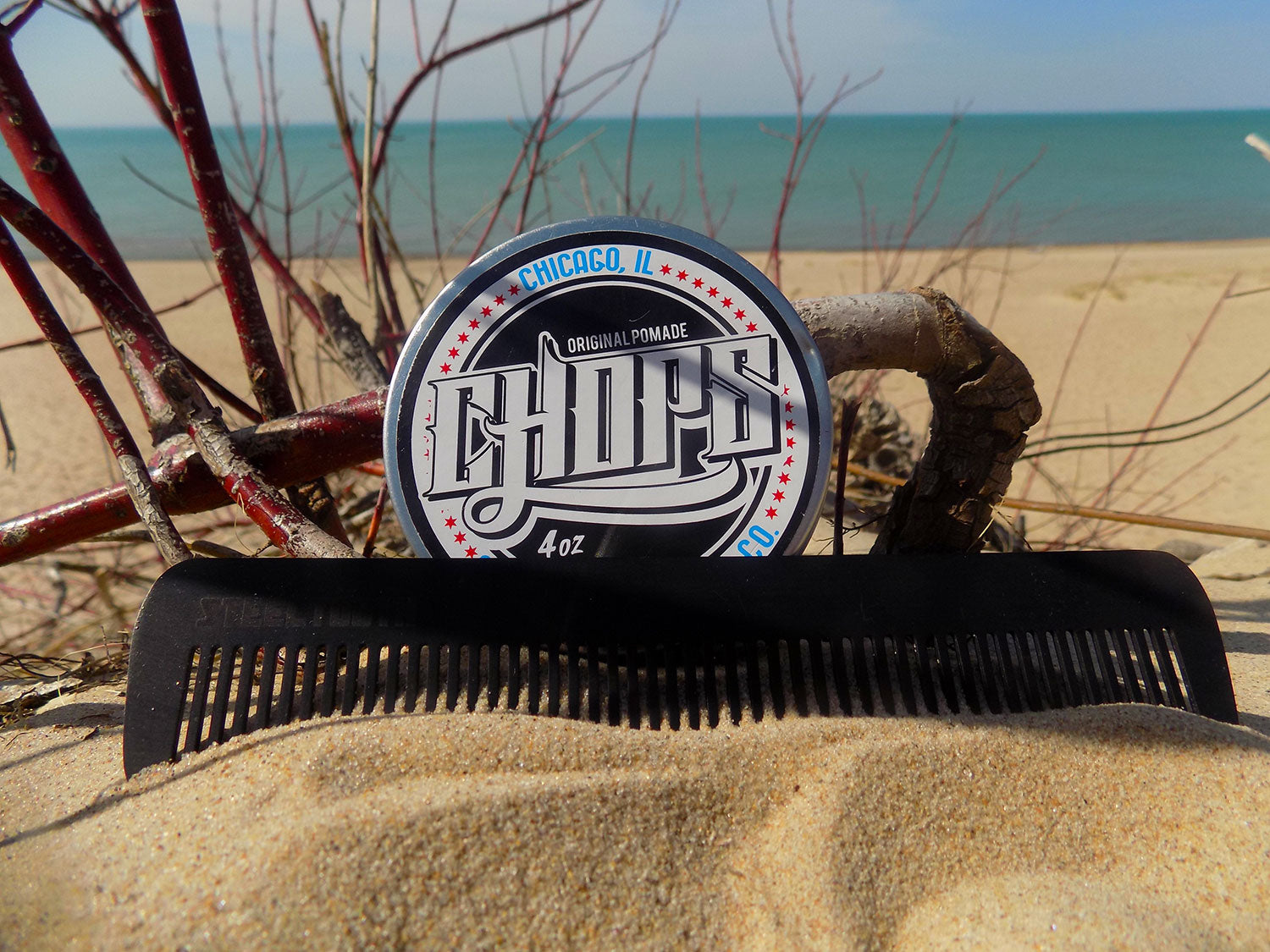 New Standard - Chops Pomade Combo