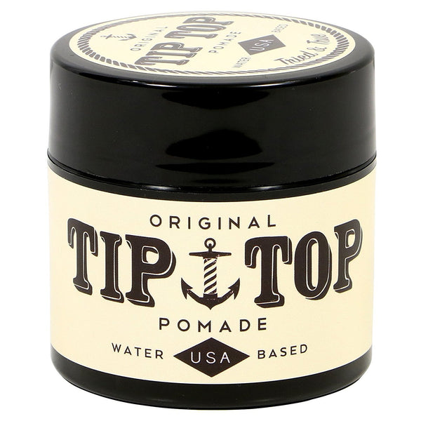 Tip Top Water Based Pomade - Southern California