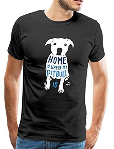 Home Is Where My Pitbull Tee