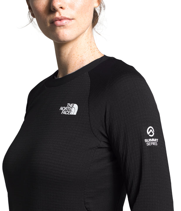 WOMEN'S SUMMIT L2 POWER GRID™ VRT PULLOVER