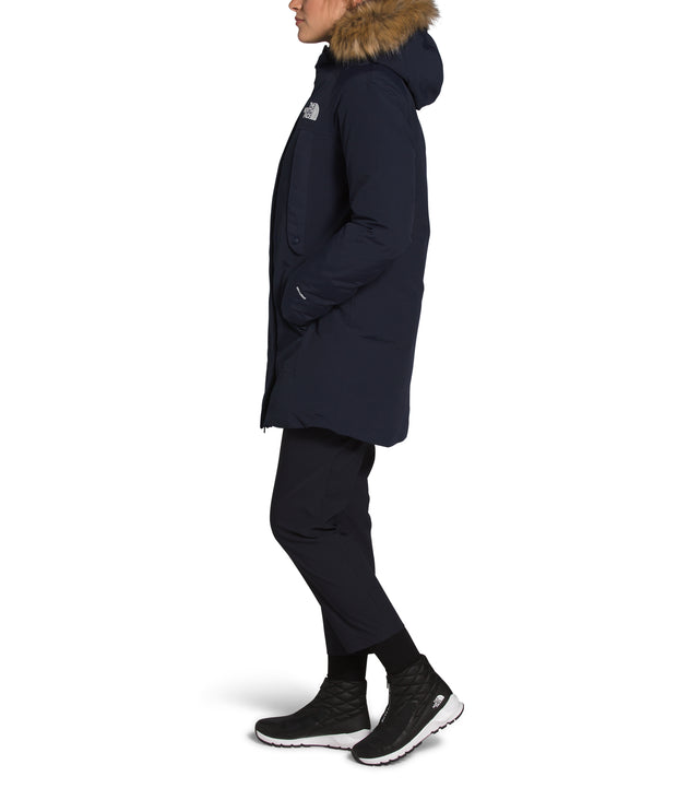 WOMEN'S NEW OUTERBOROUGHS PARKA