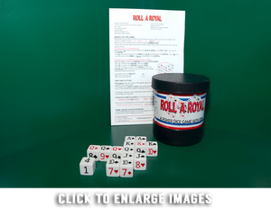 ROLL A ROYAL GAME SET