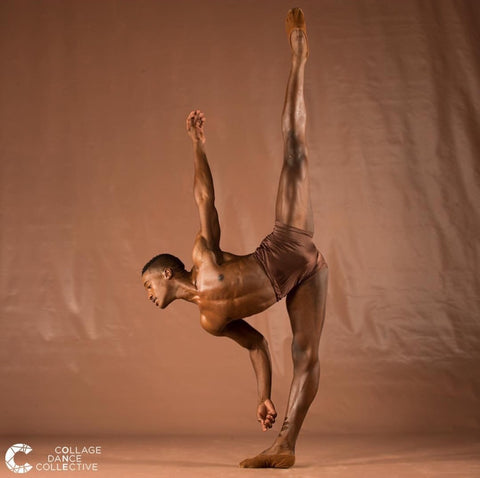 Kevin Tate - Gallery Ambassador for I Dance Contemporary (Studio photo)