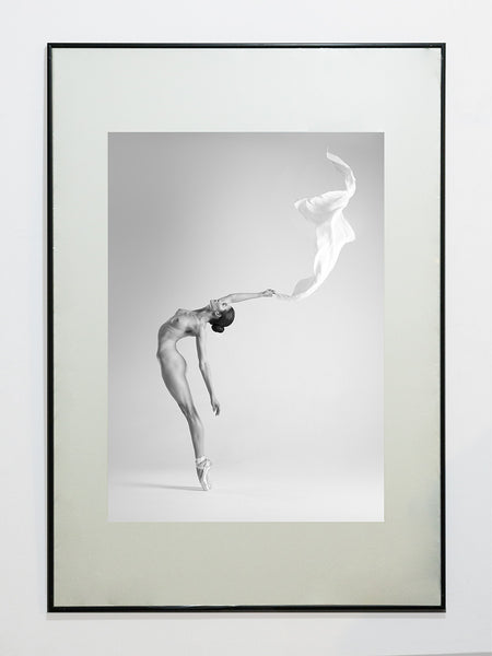 Art Dance Photography Prints - Purchase Online the artwork: Nude Cambre by Arkadiusz Branicki