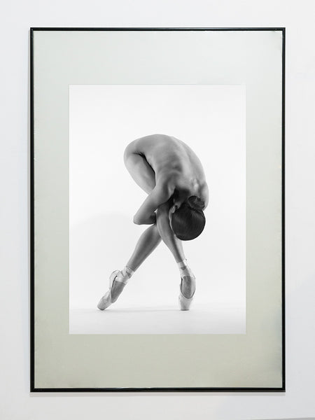 Art Dance Photography Prints - Purchase Online the artwork: En-Pointe by Arkadiusz Branicki