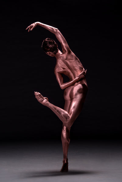 Art Dance Photography Prints - Purchase Online the artwork: Mehron Figures - bronze ballerina by Francisco Estevez