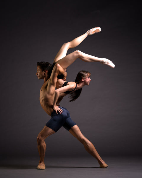 Art Dance Photography Prints - Purchase Online the artwork: Dancers flexibility by Francsico Estevez