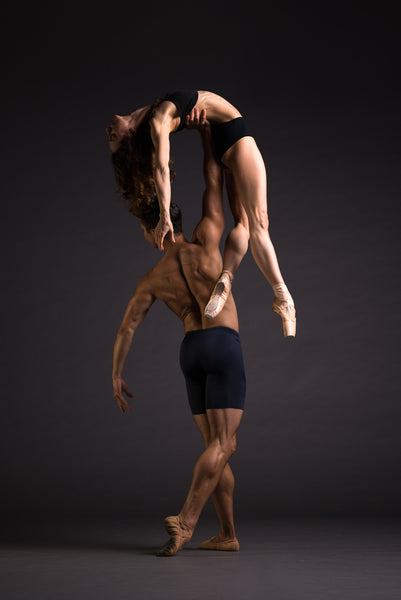 Art Dance Photography Prints - Purchase Online the artwork: Dancers duet in colors by Francsico Estevez
