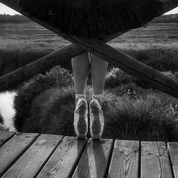 Art Dance Photography Prints - Purchase Online the artwork: Light & Ballet Shoes by Antonio Arcos