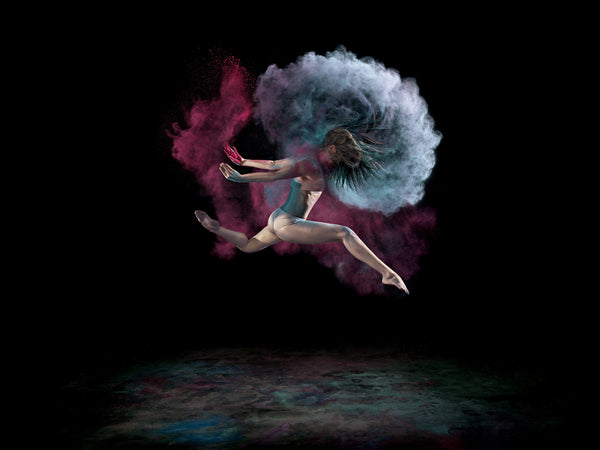 Art Dance Photography Prints - Purchase Online the artwork: Grace by Shed Mojahid