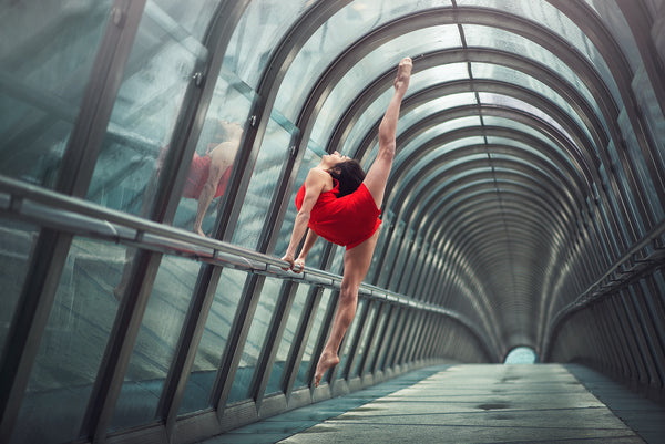 Art Dance Photography Prints - Purchase Online the artwork: Red by Dimitry Roulland