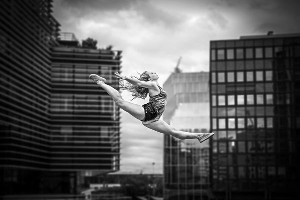 Art Dance Photography Prints - Purchase Online the artwork: In the air 2.0 by Dimitry Roulland