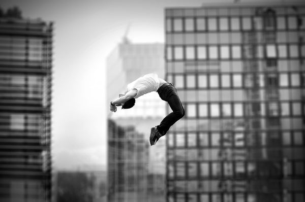 Art Dance Photography Prints - Purchase Online the artwork: In the air by Dimitry Roulland