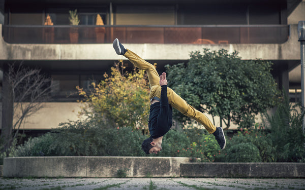 Art Dance Photography Print - Purchase Online the artwork: Yellow 2.0 by Dimitry Roulland