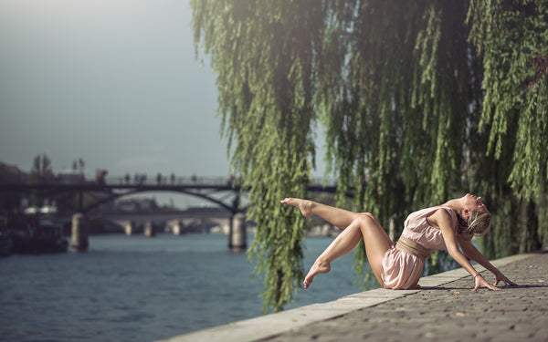 Art Dance Photography Print - Purchase Online the artwork: The edge of the Seine by Dimitry Roulland