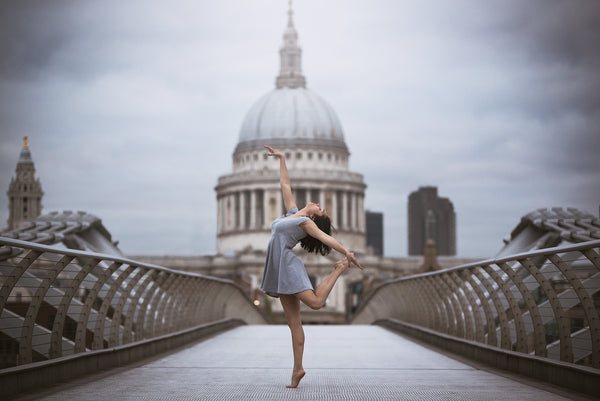 Art Dance Photography Prints - Purchase Online the artwork: Millennium dance by Dimitry Roulland