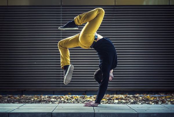 Art Dance Photography Print - Purchase Online the artwork: Yellow by Dimitry Roulland