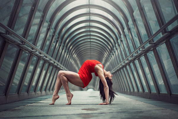 Art Dance Photography Prints - Purchase Online the artwork: Red 2.0 by Dimitry Roulland