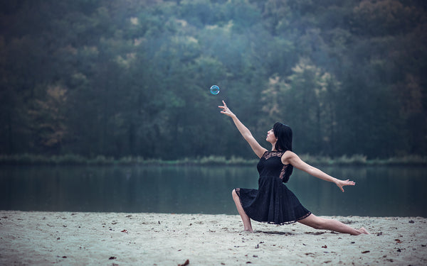 Art Dance Photography Print - Purchase Online the artwork: The bubble by Dimitry Roulland