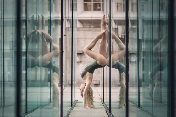 Art Dance Photography Prints - Purchase Online the artwork: Reflections by Dimitry Roulland