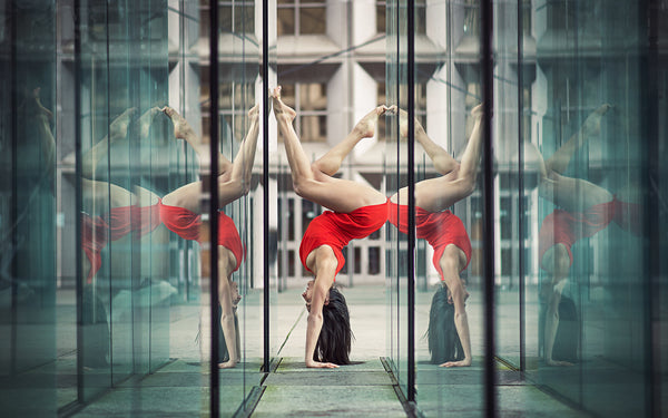 Art Dance Photography Prints - Purchase Online the artwork: Red 3.0 by Dimitry Roulland