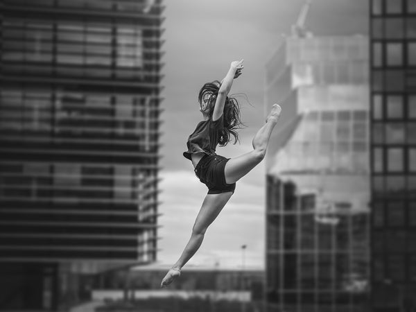 Art Dance Photography Prints - Purchase Online the artwork: In the air 3.0 by Dimitry Roulland