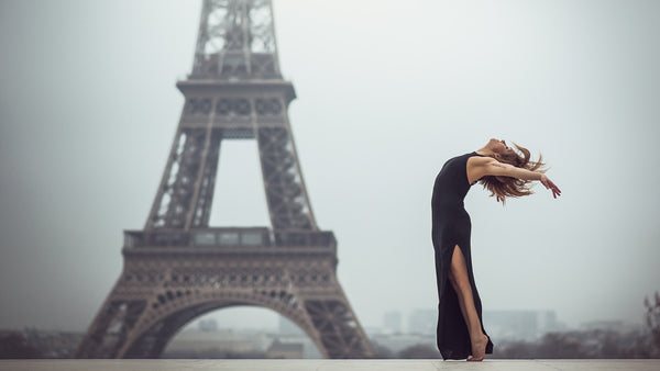 A morning in Paris by Dimitry Roulland